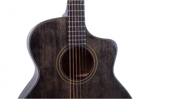 Acoustic Guitar 40 inch Special Black 1